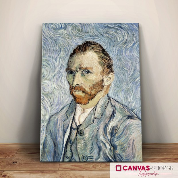 Van Gogh αυτοπροσωπογραφία, πίνακας σε καμβά