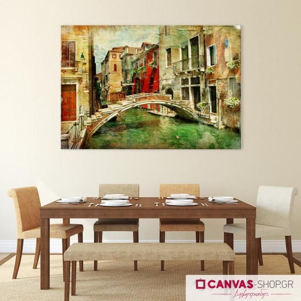 Βενετία, πίνακας σε καμβά