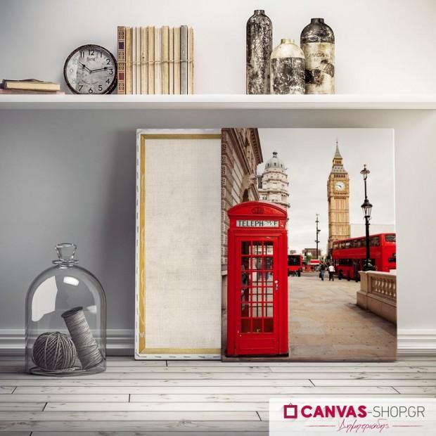 Big Ben London, πίνακας σε καμβά