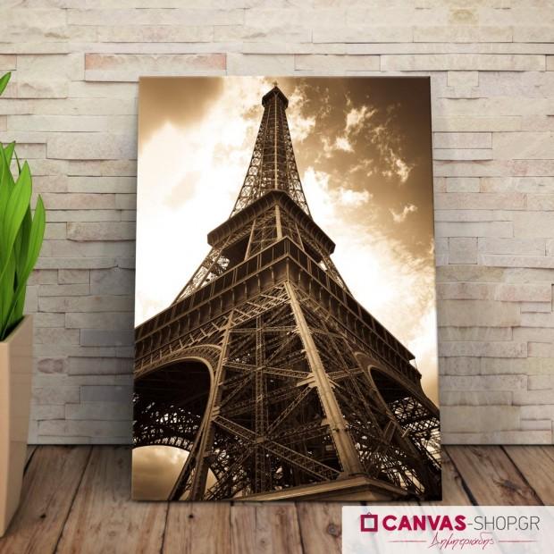 Πύργος του Άϊφελ, πίνακας σε καμβά
