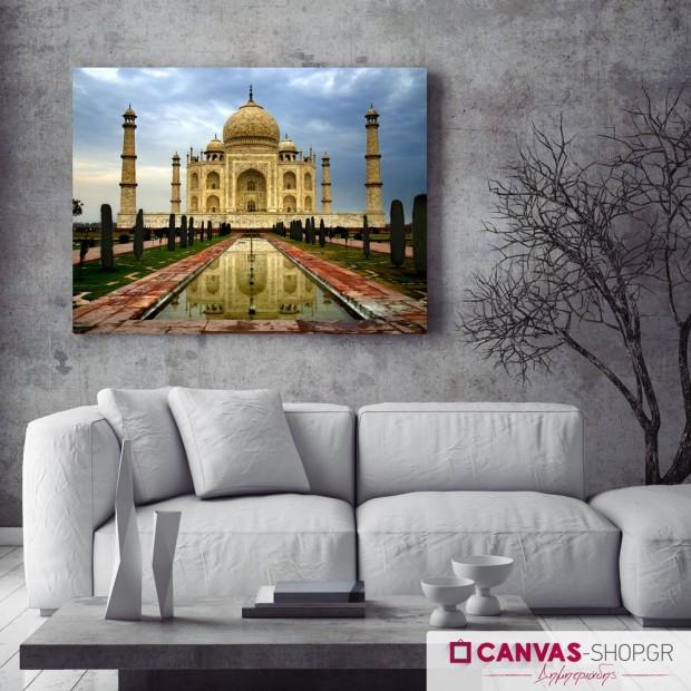 Taj Mahal, πίνακας σε καμβά